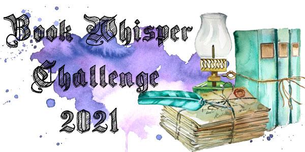 Book Whisper Challenge 2021 – Aufgaben: Oktober