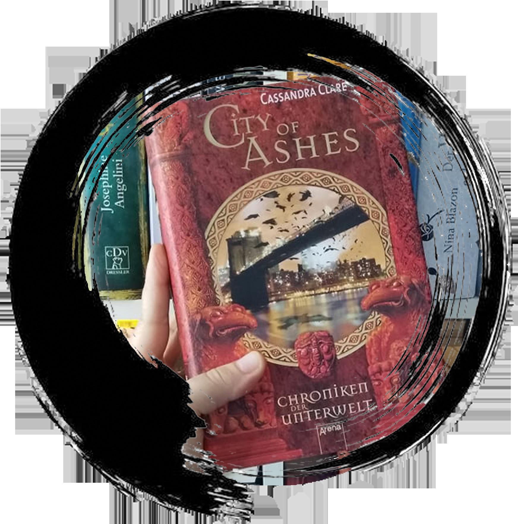 Chroniken der Unterwelt #2 – City of Ashes