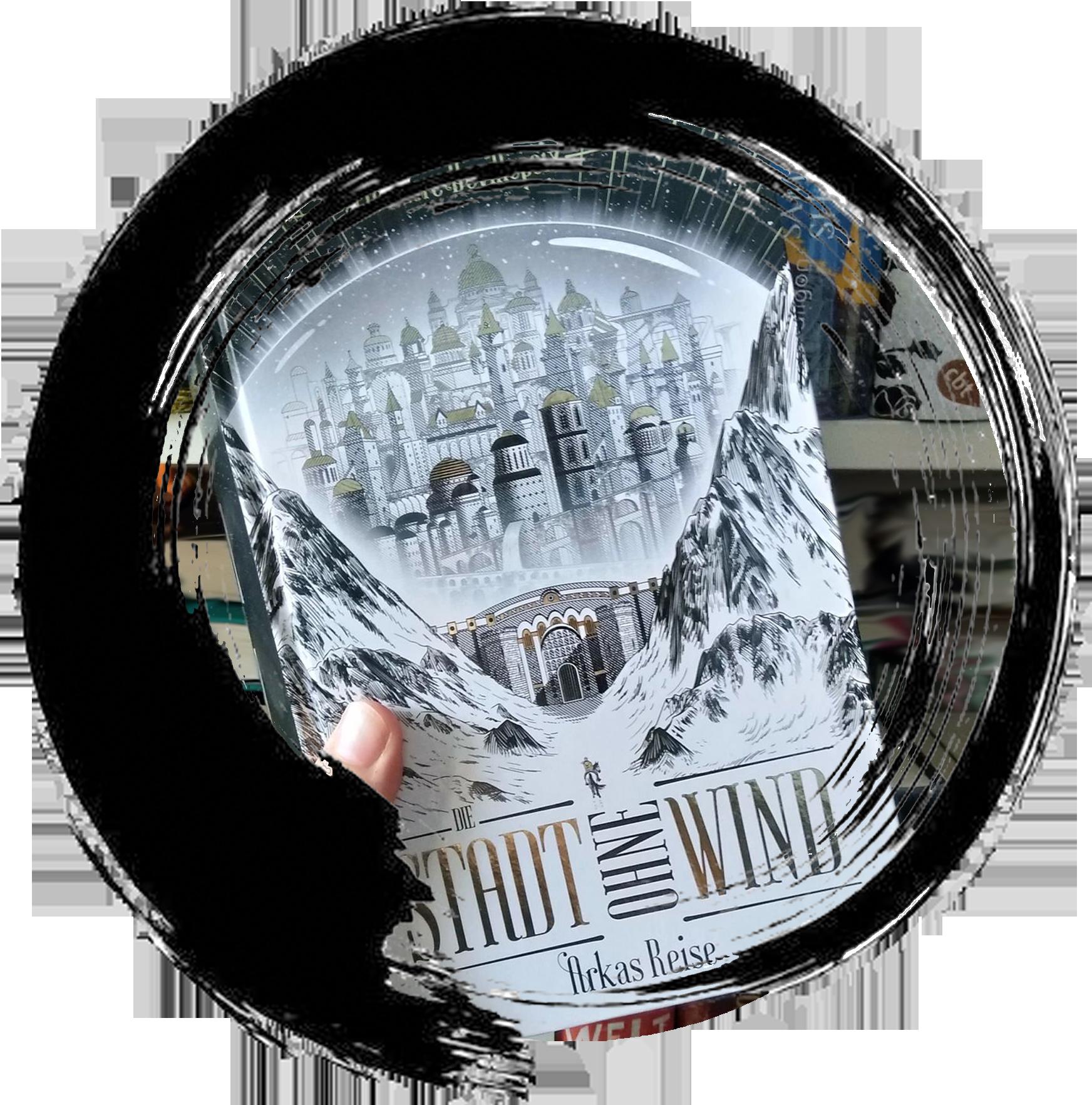 Stadt ohne Wind #1 – Arkas Reise
