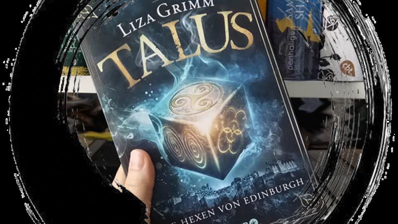 Talus #1 – Die Hexer von Edinburgh